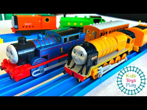 Thomas & Friends Tomy Train Races