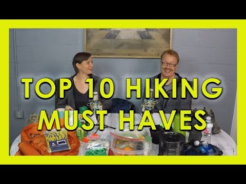 10 Hiking Must Haves For Day Hikes Hiking Essentials Tips and Tricks