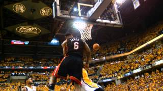 Phantom: lebron's big block on george hill