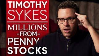 تيم سايكس - كيفية جعل الملايين تداول الأسهم بيني خلال عطلة نهاية الأسبوع - الجزء 1/2 | لندن الحقيقي