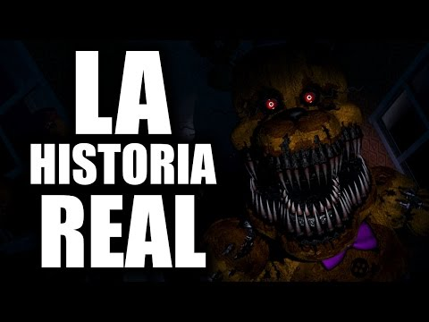 LA HISTORIA REAL DE FIVE NIGHTS AT FREDDY'S 4 / TEORÍAS Y RUMORES FNAF 5? / ZYBRON