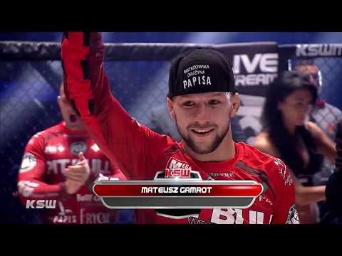 KSW Free Fight: Mateusz Gamrot vs Renato Gomes at KSW 36