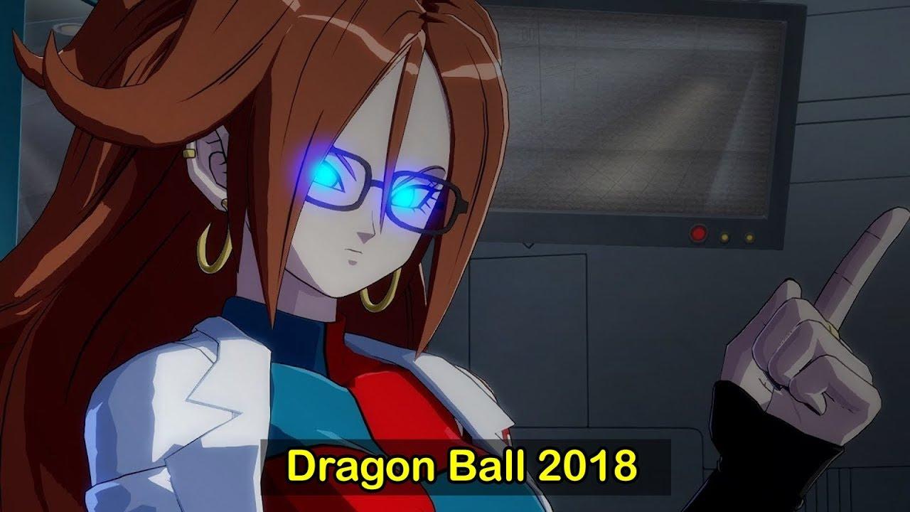 Nueva Película De Dragon Ball Super En 2018 Dash Aniston Youtube
