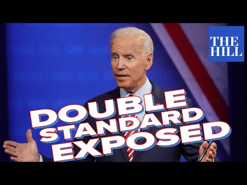Media's double standard utterly exposed by Joe Biden's new ad