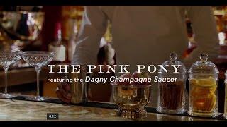 RALPH LAUREN | The Pink Pony Cocktail