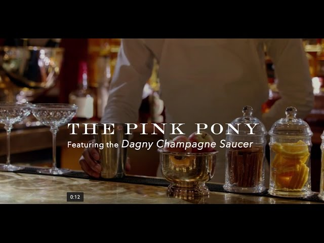 Ralph Lauren | The Pink Pony Cocktail