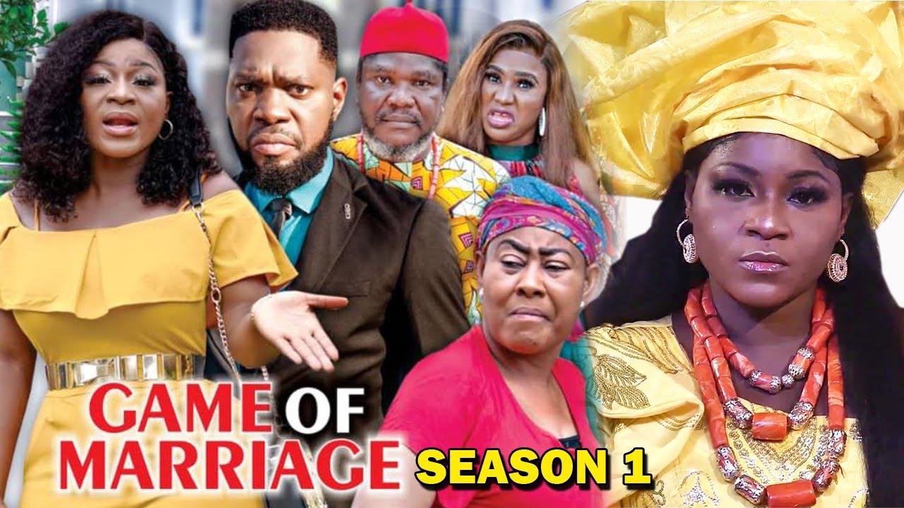 GAME OF MARRIAGE SEASON 1 (New Hit Movie) - Destiny Etiko 2020 Latest Nigerian Nollywood Movie