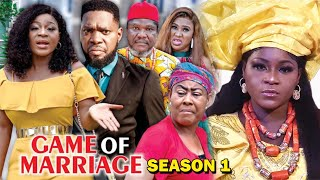 GAME OF MARRIAGE SEASON 1 (New Hit Movie) - Destiny Etiko 2020 Latest Nigerian Nollywood Movie