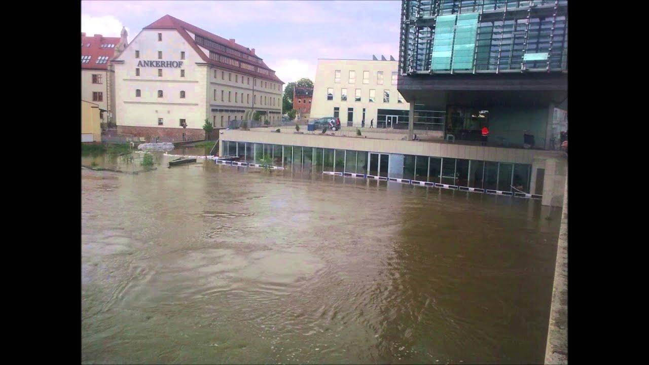Unwetterwarnung Halle Saale