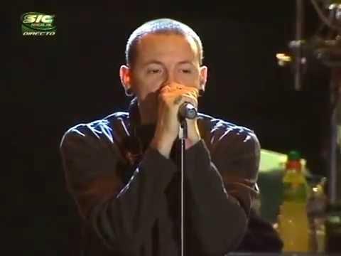 Linkin Park - Pushing Me Away (Live 2008)