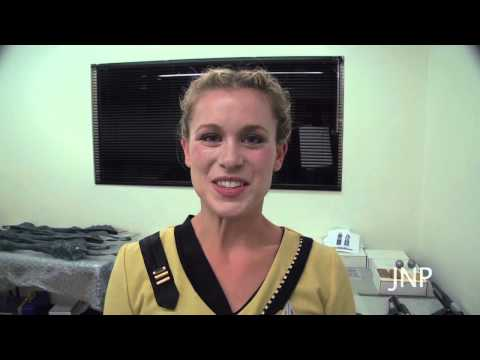 Star Trek Renegades - Production Day 2 Tarah Paige