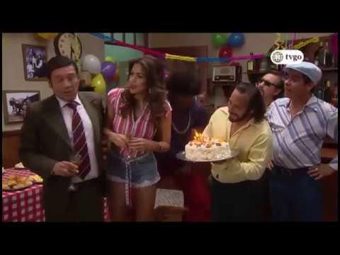 ¡Ninfa y Jenny celebraron juntas sus cumpleaños! - De Vuelta al Barrio 18/09/2017
