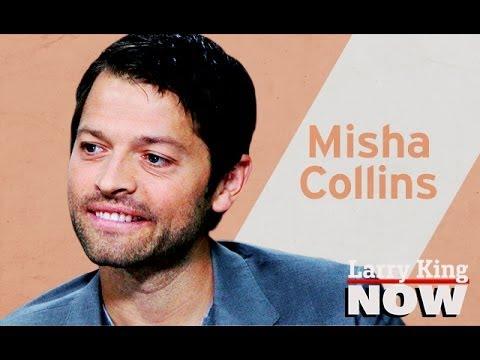 Misha Collins today 25