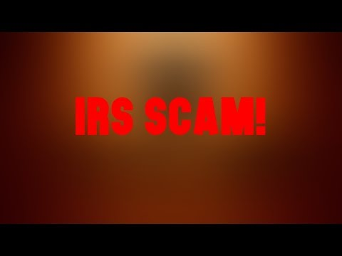 IRS Scam | I owe $7,600 to the IRS | 202-897-4284