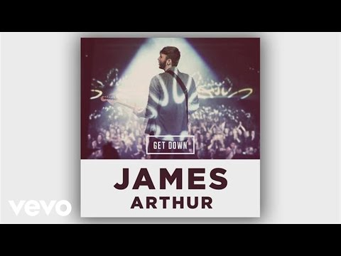 James Arthur - Get Down (C-ro Remix) (Audio)