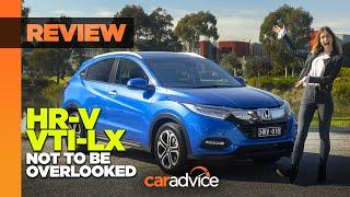 2020 Honda HR-V VTi-LX Review   CarAdvice