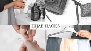 7 HIJAB HACKS!