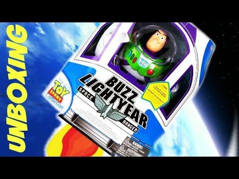Buzz Lightyear Unboxing Toy Story Juguete Buzz Lightyear