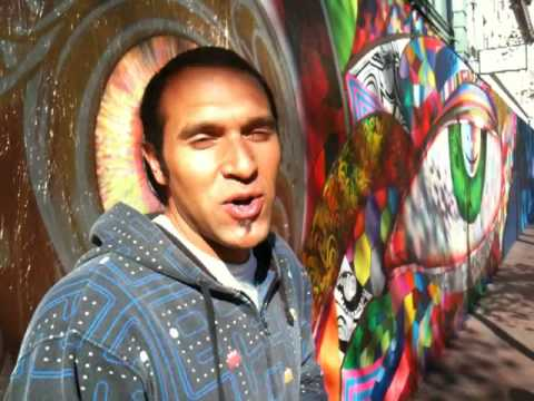 After being stabbed twice, Chor Boogie is back to painting