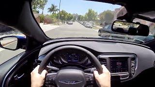 2015 Chrysler 200S AWD - WR TV POV Test Drive