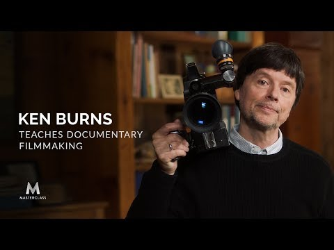 Ken Burns Teaches Documentary Filmmaking | Official Trailer | MasterClass