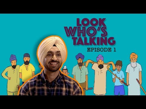 ScoopWhoop: Look Who's Talking | Ep.01 | Diljit Dosanjh