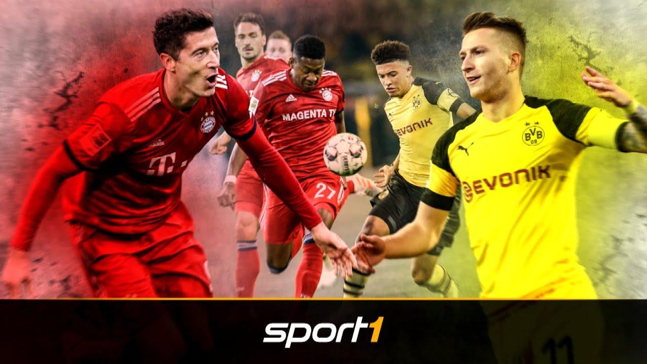 Titel-Endspurt: FCB oder BVB - wer macht das Meisterrennen? | SPORT1