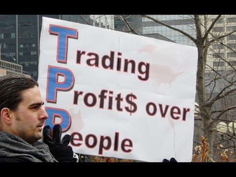 TPP = A MASSIVE Jobs Killer