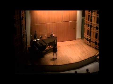Into The Mist: A Mischeif Night Recital