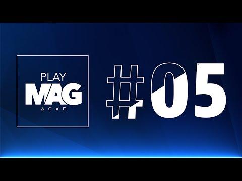 PlayMAG #05 - Red Dead Redemption 2, SoulCalibur VI, LEGO DC Super-Vilains, etc. thumbnail