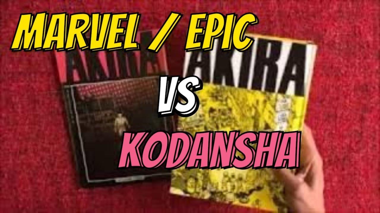 Akira 35th Anniversary Box Set An Overview Kodansha Comics Youtube