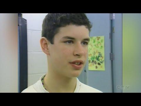 CTV News Archive: Meet 14-year-old hockey sensation Sidney Crosby