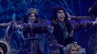 Ausschnitte aus dem Musical Tanz der Vampire 2017