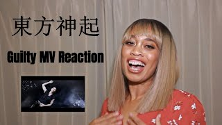 東方神起 tvxq / guilty mv reaction