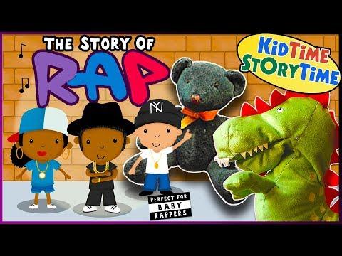 The Story of Rap   Read Aloud   Rap for Kids