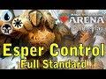 Magic Arena | Esper Control [Full Standard]