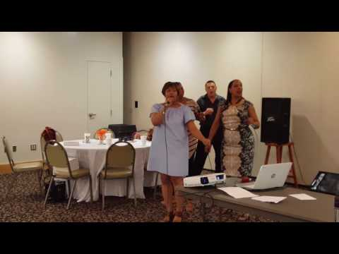 2017 Member Appreciation Social: Karaoke - Song 5