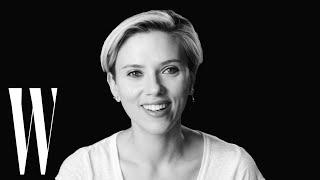 Baixar Scarlett Johansson on Black Widow, Spike Jonze, and Chris Evans | Screen Tests | W Magazine
