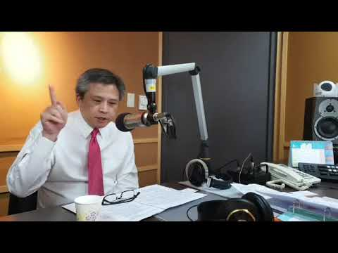 ICRT Interview with Director Kin Moy of the American Institute in Taiwan (AIT) 美國在臺協會 梅健華處長 專訪
