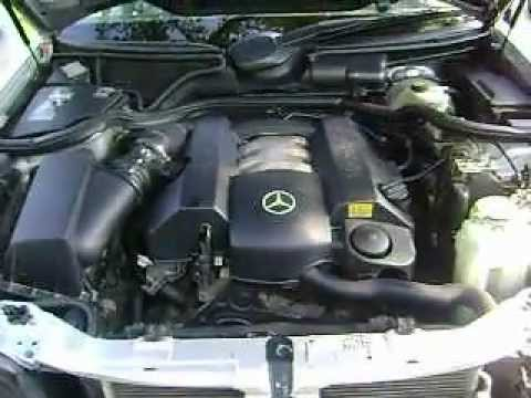 2000 mercedes benz engine youtube for Mercedes benz v6