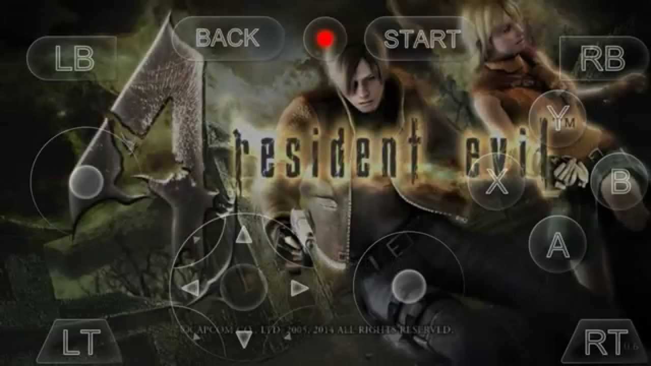 Android!! Resident Evil 4 Gameplay & Download - YouTube