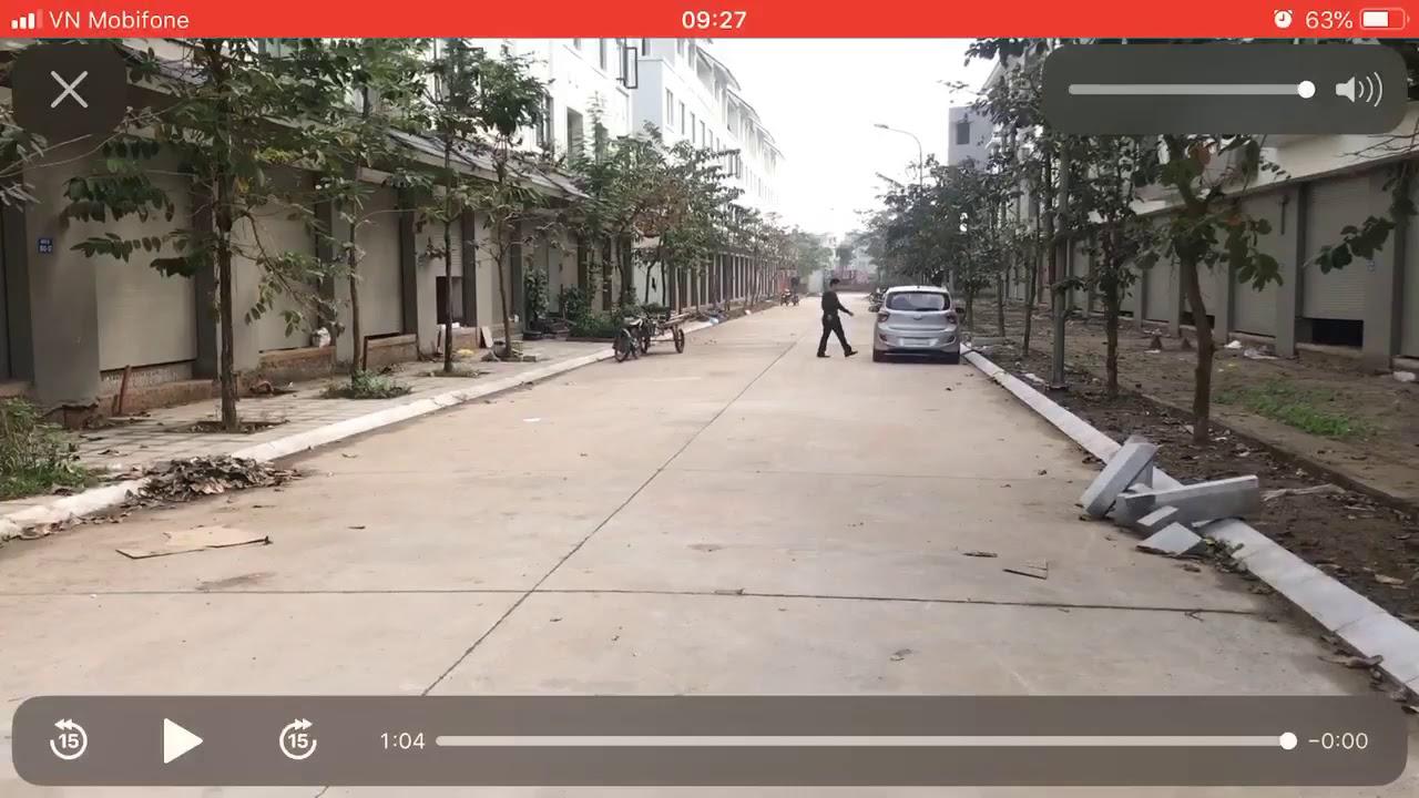 Review bất động sản – Liền kề Geleximco Lê Trọng Tấn khu B loại 60m2 giá ra sao