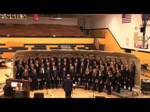Park River High School Christmas Concert Sr. High Choir