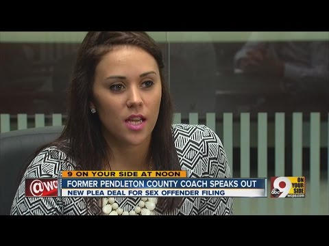 Former Pendleton County coach speaks out