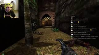 [Unreal] RLCoop - Strangeworld 4 player co-op (livestream)