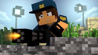 Minecraft : POLICIAIS DE ELITE !! - ( Polícia e Ladrão)