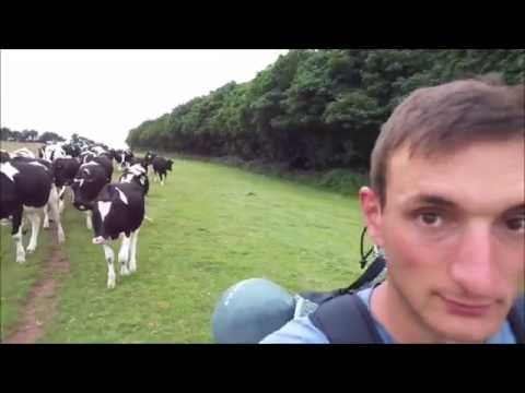 Walking the complete Pembrokeshire Coast Path, July 2016