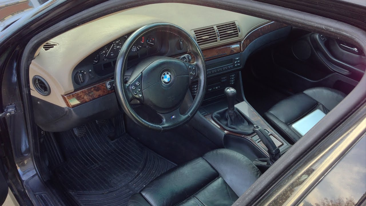 Bmw E39 5 Series Steering Wheel Replacement Youtube