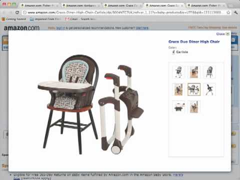 Graco Duo Diner High Chair Review