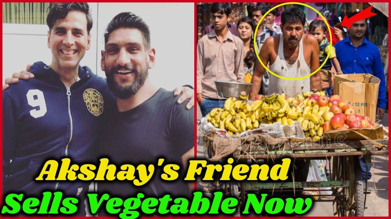 Akshay Kumar's Friend Sells Vegetables Now